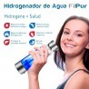 Wasserhydrator, tragbare alkalische Wasserflasche - 1