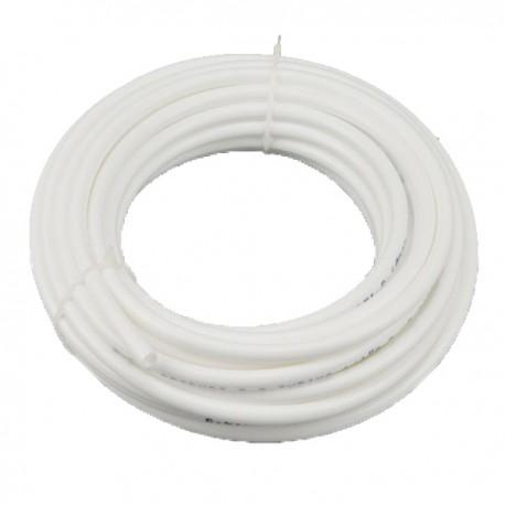 "Tubo bianco (10 mt) per osmosi inversa da 1/4 """