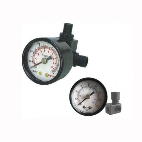 Kit completo di misuratore da incorporare nell'osmosi inversa