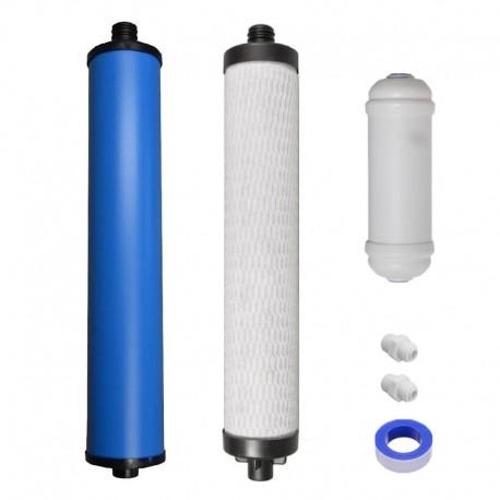 Sostituzione dell'osmosi Culligan Aqua Cleer o AC30, Erie Microline o CLACK