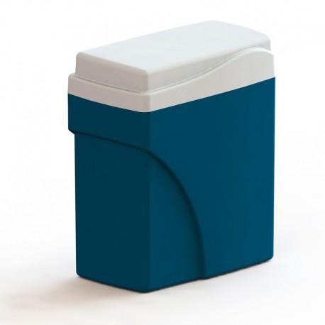 Addolcitore non elettrico Delta Escalada a bottiglia singola da 3,3 litri
