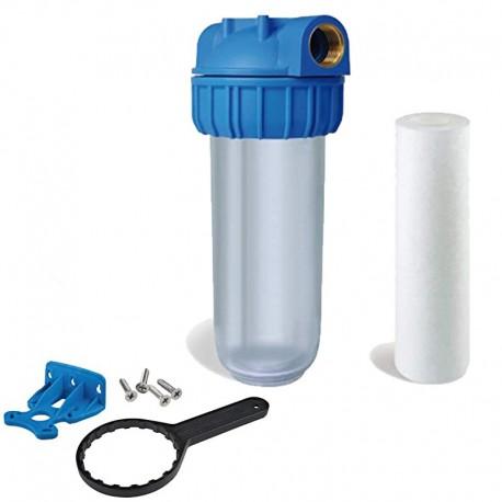 Kit di filtrazione completo per ingresso casa o giardino - 1