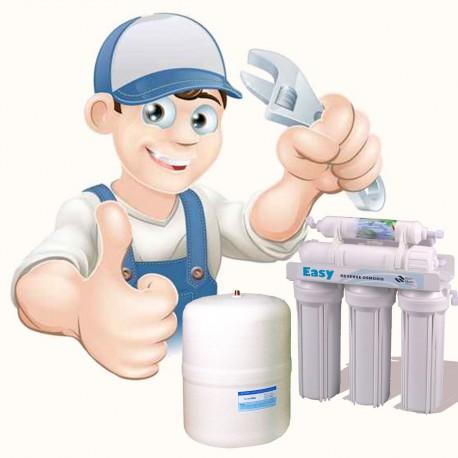 Servicio de Instalación de osmosis - 1