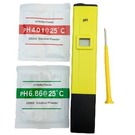 PH-metro digitale tascabile per osmosi, acquario, piscina, coltura idroponica - 1
