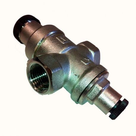 Regolatore di pressione in metallo per osmosi inversa